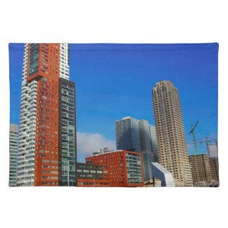 Rotterdam Skyline Placemat