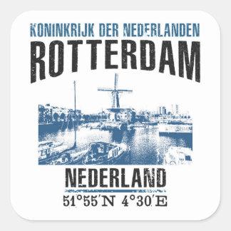 Rotterdam Square Sticker