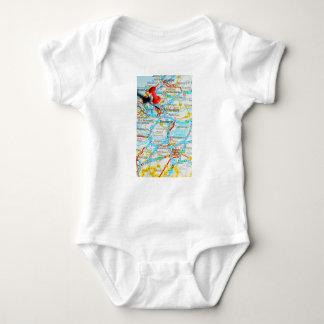 Rotterdam, The Netherlands Baby Bodysuit