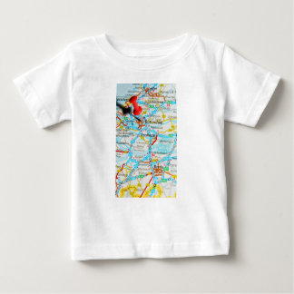 Rotterdam, The Netherlands Baby T-Shirt