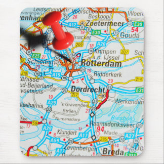 Rotterdam, The Netherlands Mouse Pad