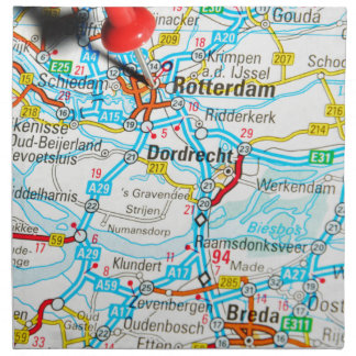 Rotterdam, The Netherlands Napkin