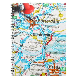 Rotterdam, The Netherlands Notebook