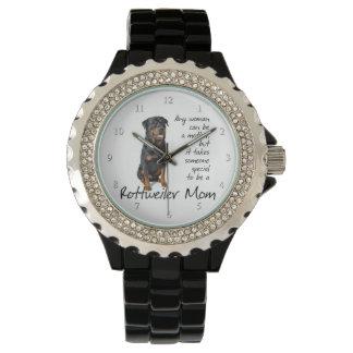 Rottie Mom Watch