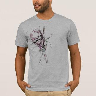 Rotting Hanging Skull T-Shirt