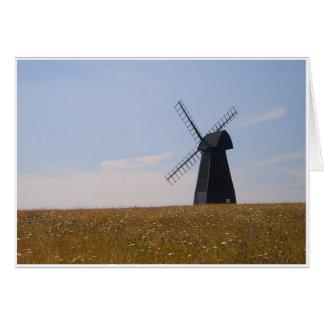 Rottingdean Windmill Card