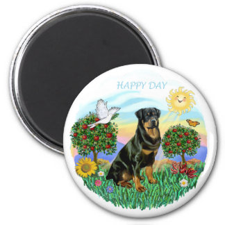 Rottweiler (#1) magnet