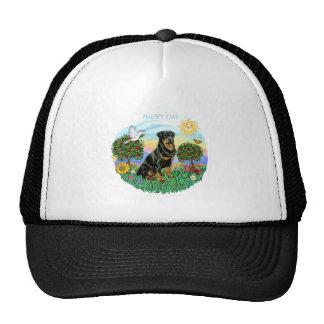 Rottweiler (#1) trucker hat