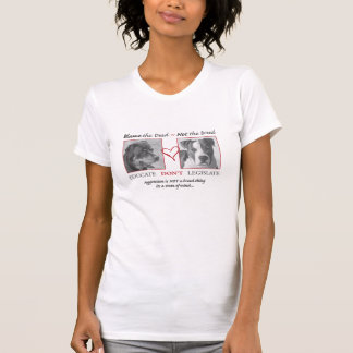 Rottweiler and Pit Bull T-Shirt
