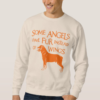 ROTTWEILER ANGEL SWEATSHIRT
