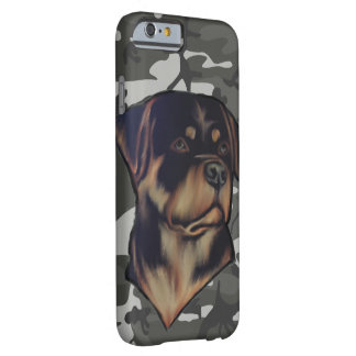 Rottweiler Barely There iPhone 6 Case