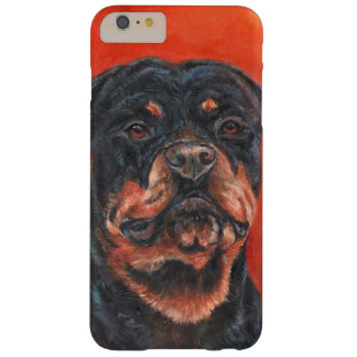 Rottweiler Barely There iPhone 6 Plus Case