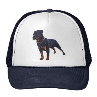 Rottweiler Cap Trucker Hat