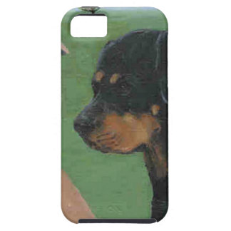 Rottweiler Case For The iPhone 5