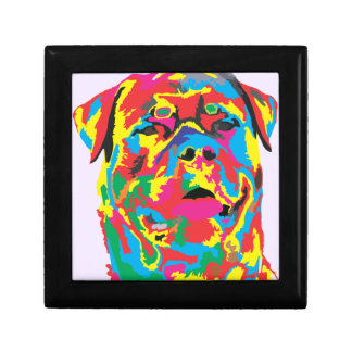rottweiler color jewelry boxes