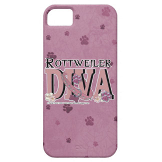 Rottweiler DIVA iPhone 5 Covers