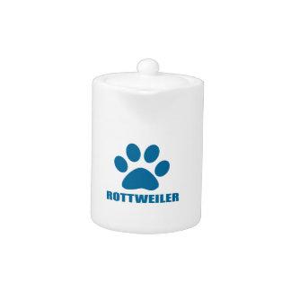 ROTTWEILER DOG DESIGNS