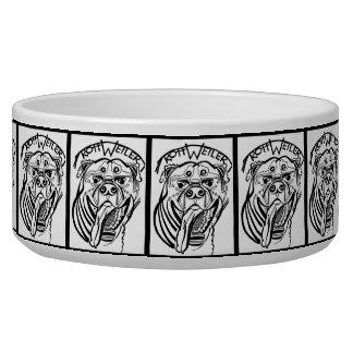 Rottweiler Dog Doodle