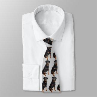 Rottweiler Dog Tie