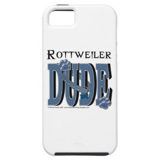 Rottweiler DUDE iPhone 5 Cover