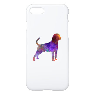 Rottweiler in watercolor iPhone 8/7 case