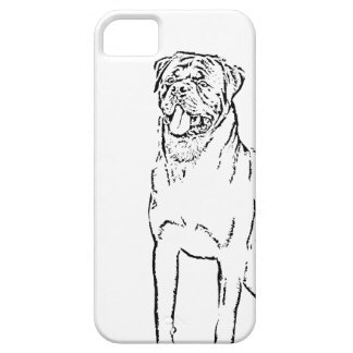 Rottweiler iPhone 5 Covers