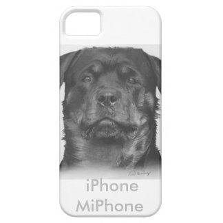 Rottweiler iphone case cover, Original Drawing