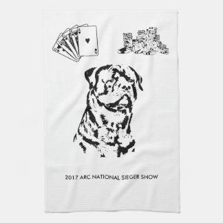 Rottweiler Kitchen Towel