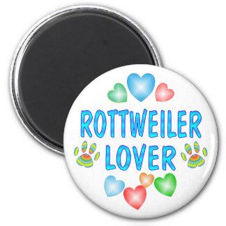 ROTTWEILER LOVER MAGNET