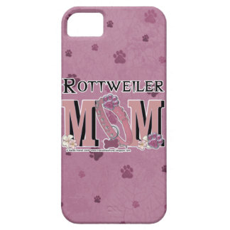 Rottweiler MOM iPhone 5 Cover