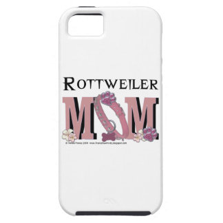 Rottweiler MOM iPhone 5 Covers