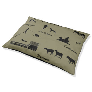 Rottweiler Pet Bed