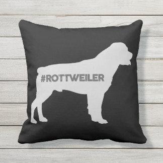 #ROTTWEILER PILLOW