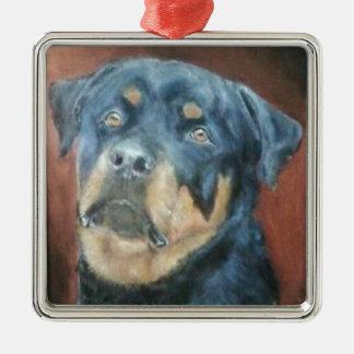 Rottweiler - Premium Christmas Ornament