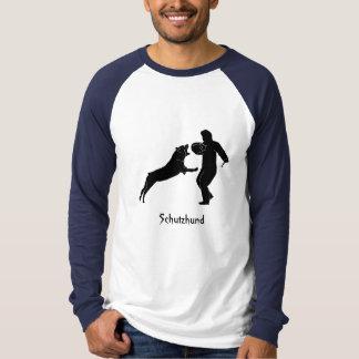 Rottweiler Protection Schutzhund T-Shirt