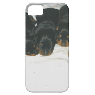 Rottweiler Puppies Case For The iPhone 5