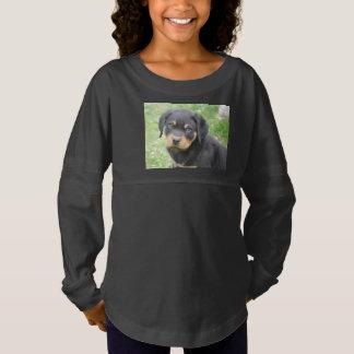 Rottweiler Puppy Jersey Shirt