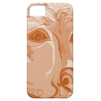 Rottweiler Sepia Tones iPhone 5 Covers