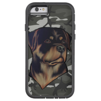 Rottweiler Tough Xtreme iPhone 6 Case