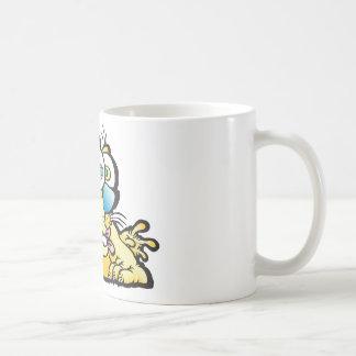 rotunda_cat basic white mug