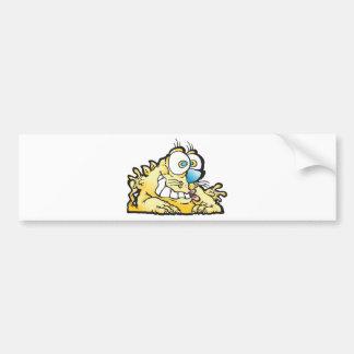 rotunda_cat bumper sticker