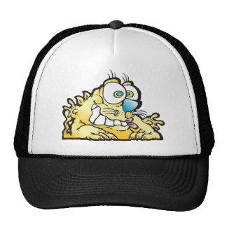 rotunda_cat trucker hat