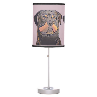 Rotweiller Abajur Table Lamp