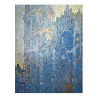 Rouen Cathedral, the Portal and the tour d'Albane, Postcard