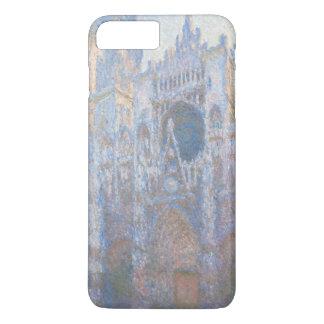 Rouen Cathedral West Facade by Claude Monet iPhone 7 Plus Case