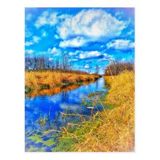 Rouge River postcard