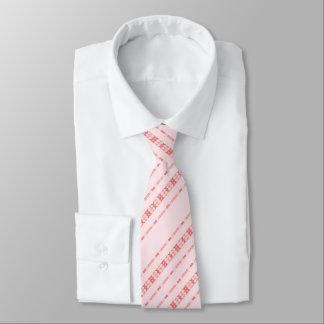 rouge tie