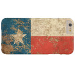 Rough Aged Vintage Texas Flag iPhone 6 Plus Case