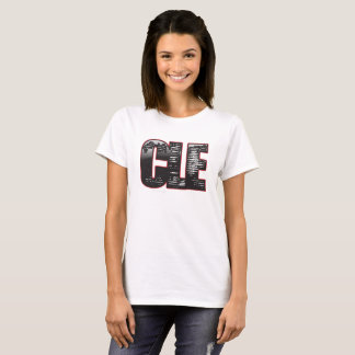 rough cle tee