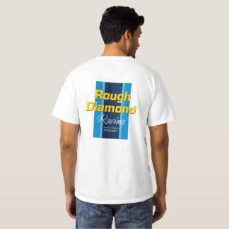 Rough Diamond Racing T shirt - basic